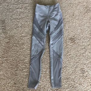 Alo high waist epic legging Sz XS color Alloy